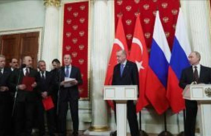 """سوريا   تفاصيل اتفاق """" بوتين – أردوغان """" حول إدلب .. """" البيان الختامي """""""