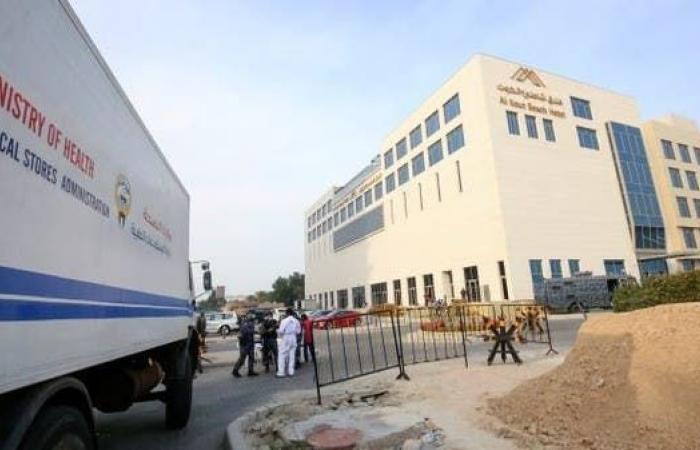 الخليج | كورونا.. إصابتان جديدتان بالكويت وواحدة في عُمان