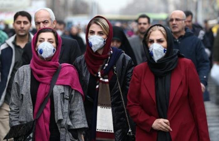 إيران   إيران.. ارتفاع وفيات كورونا إلى 124.. و4747 مصاباً