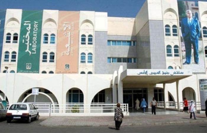 مستشفى رفيق الحريري يعاني الإهمال في ذروة الأزمات