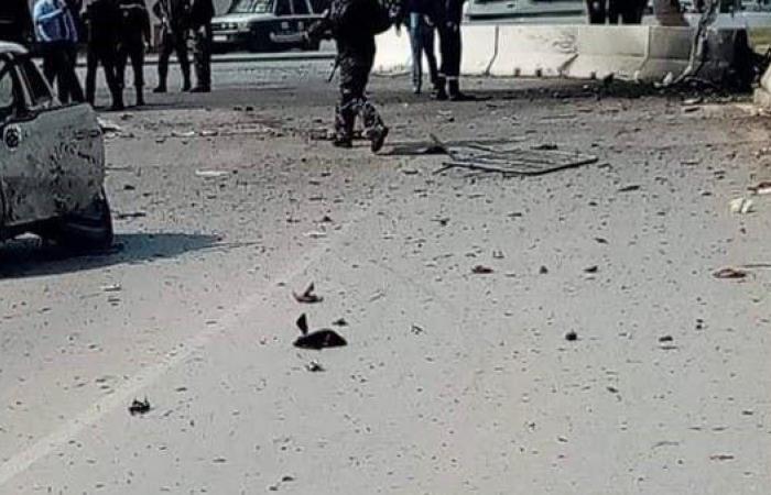 الصور الأولى للتفجير الإرهابي قرب السفارة الأميركية بتونس (فيديو)