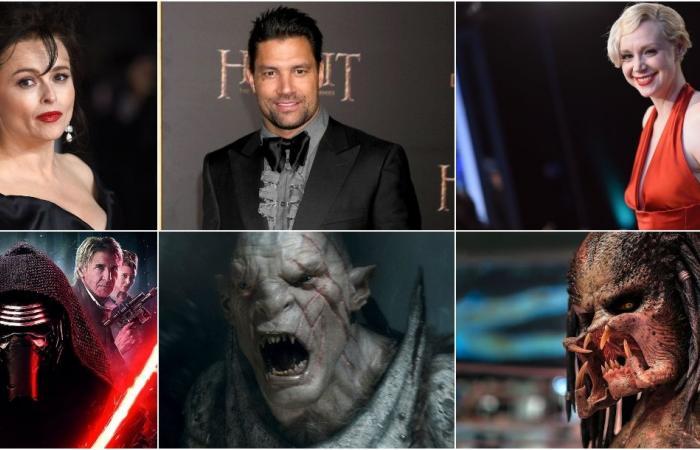 """نجوم بـ """"قناع الشر"""" في السينما لكن بشخصيات رائعة في الواقع.. شاهدوا!"""