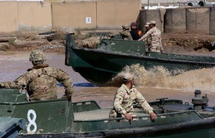 العراق | البنتاغون: مصابان في هجوم التاجي بحالة خطرة