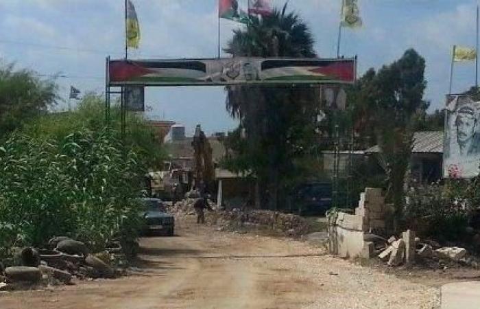 فلسطين | اشتباكات في مخيم الرشيدية.. والسبب خلافات عائلية