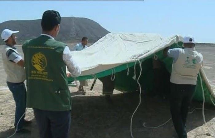اليمن | مساعدات سعودية لليمن بقيمة 3.5 مليون دولار لمواجهة كورونا