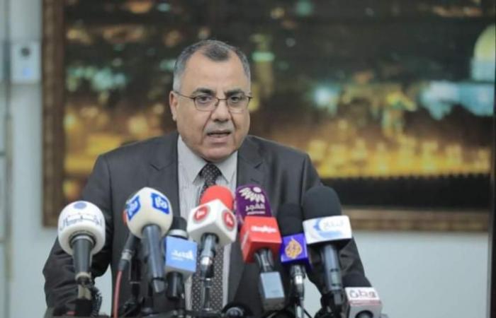فلسطين | ملحم: لا إصابات جديدة وننتظر نتائج فحوصات 8 عينات.. والسلع الأساسية متوفرة