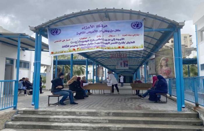 فلسطين | غزة: عزل قائد قوى الأمن ومخالطين للمصابين وفحص مخبري لحالات جديدة