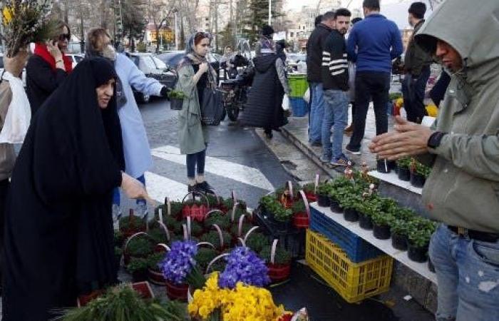 إيران   طهران تشهد زيادة بإصابات كورونا 5%.. وتعليمات بالإغلاق