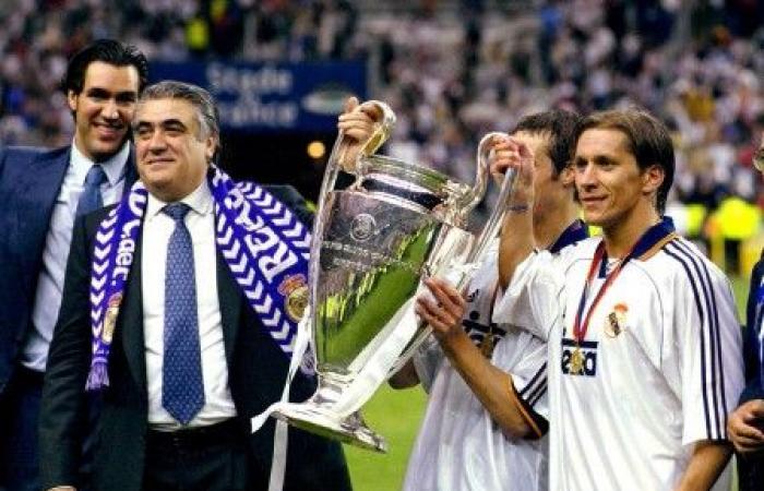وفاة رئيس ريال مدريد الأسبق بسبب كورونا