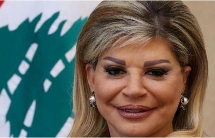 الوزيرة اللبنانية السابقة مي شدياق تصاب بفيروس كورونا.. وهذا ما قالته!