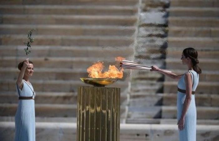 تقليص كبير في مسيرة الشعلة الأولمبية بسبب كورونا
