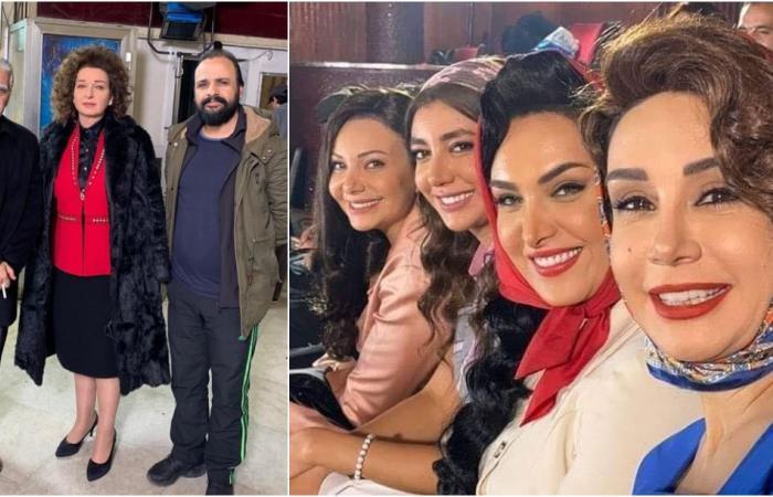 إيقاف تصوير المسلسلات السورية.. ما الأعمال التي لم تنته بعد؟