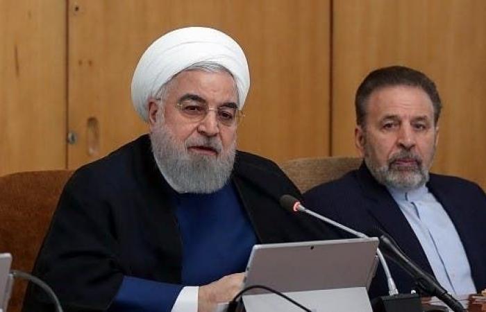 إيران | روحاني: السماح لثلث الموظفين فقط بالعمل لمواجهة كورونا