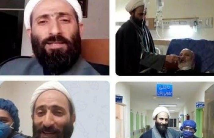 إيران   صب زيتا بأنوف مرضى كورونا.. رجل دين إيراني يفر