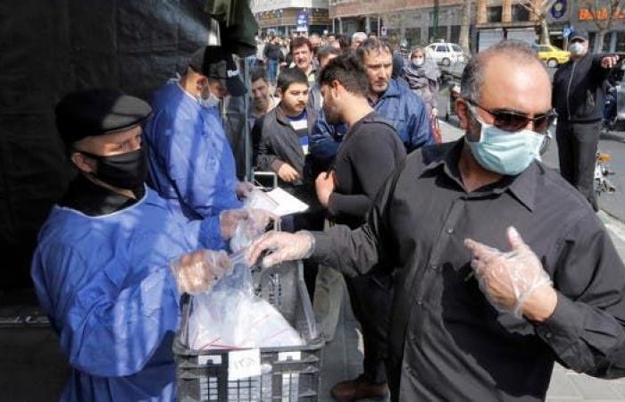 """إيران   2077 متوفى بكورونا في إيران.. و""""تدابير صعبة"""" مرتقبة"""