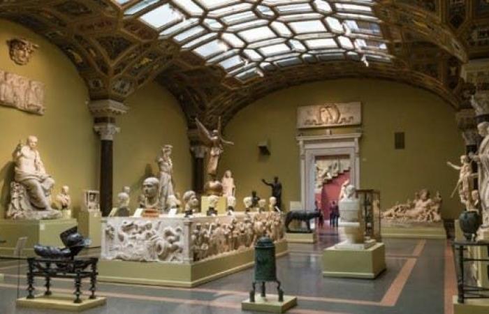 """افتتاح متحف فني """"أون لاين"""" بموسكو .. ومرتادوه مليون"""