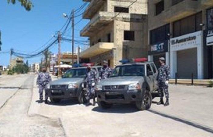 دورية لأمن الدولة أقفلت مسمكة في سوق العبدة-ببنين