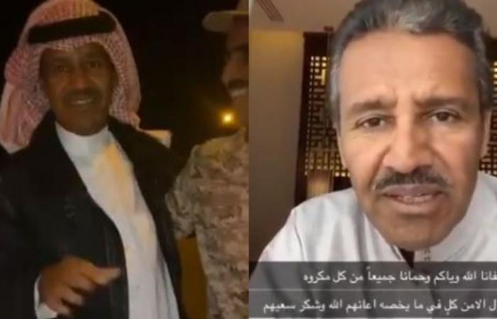 خالد عبدالرحمن يخرق حظر التجول بالسعودية.. ويوثق السبب بالفيديو!