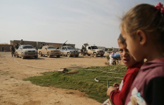 سوريا   وسط رعب كورونا..أتباع تركيا يساومون السوريين على المياه