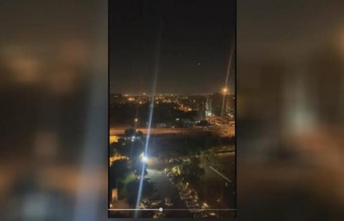 العراق | الهجوم 25.. سقوط صاروخين قرب السفارة الأميركية في بغداد