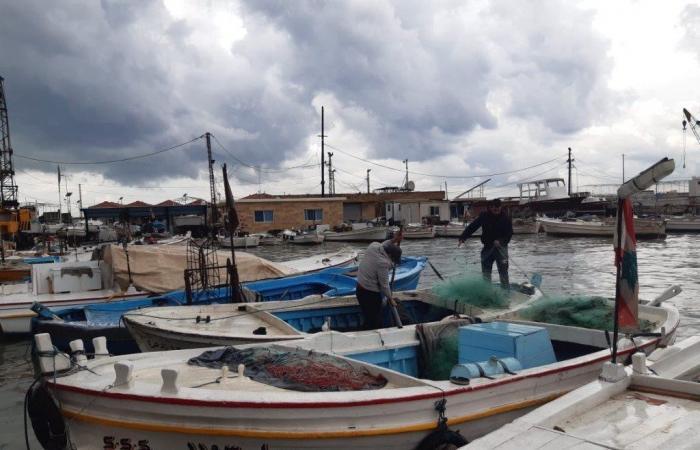 صرخة لصيادي الاسماك: لانقاذ 1400 عائلة