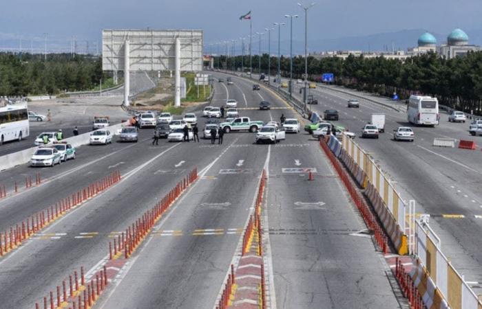 إيران | فوضى في طهران إثر وقف وسائل النقل بسبب كورونا