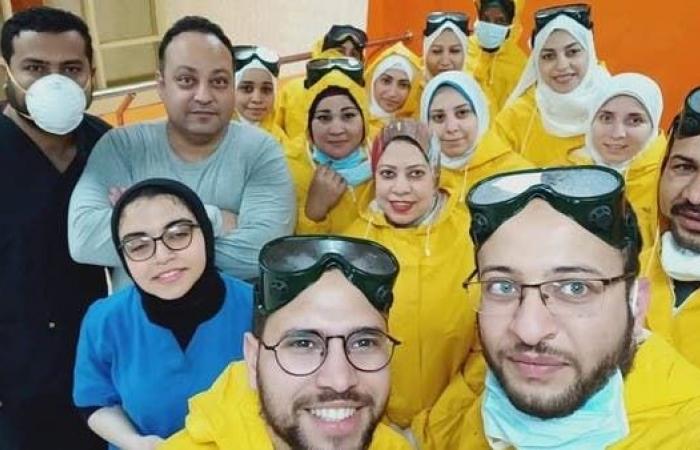 مصر   مصر تستعد لكورونا بمدارس للحجر وعقوبات لمروجي الشائعات