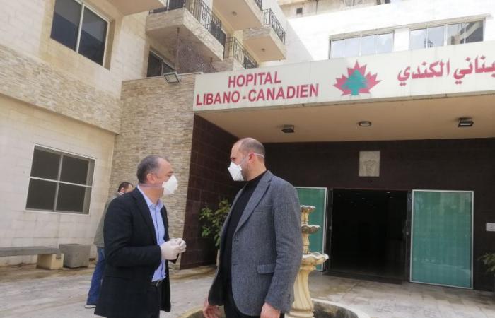 وزير الصحة: المسستشفى اللبناني الكندي ستجهز بعد فترة وجيزة