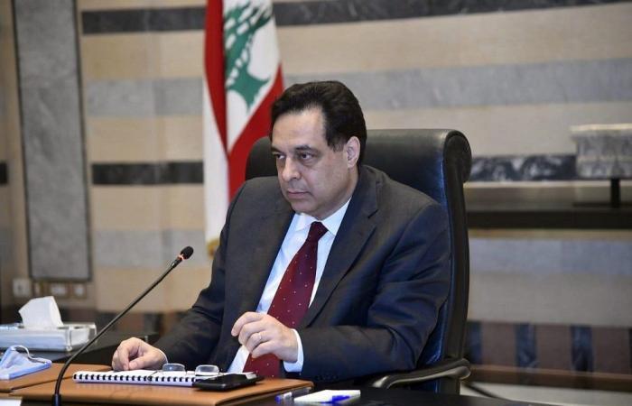 دياب: نحن مع عودة آمنة للبنانيين في الخارج