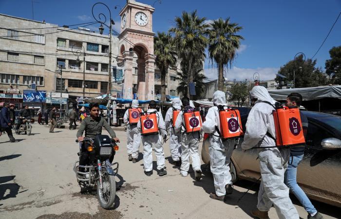 سوريا | سوريا بين فكي كماشة.. شبح كورونا وضعف الإمكانيات