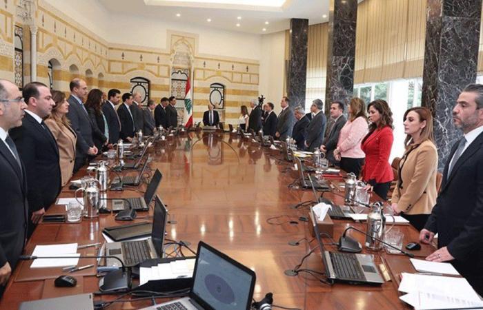 توازن جديد في الحكومة اللبنانية