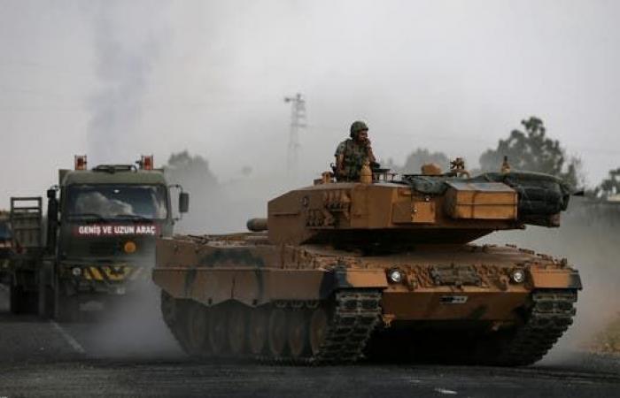 سوريا | رتل عسكري تركي يقتحم الأراضي السورية