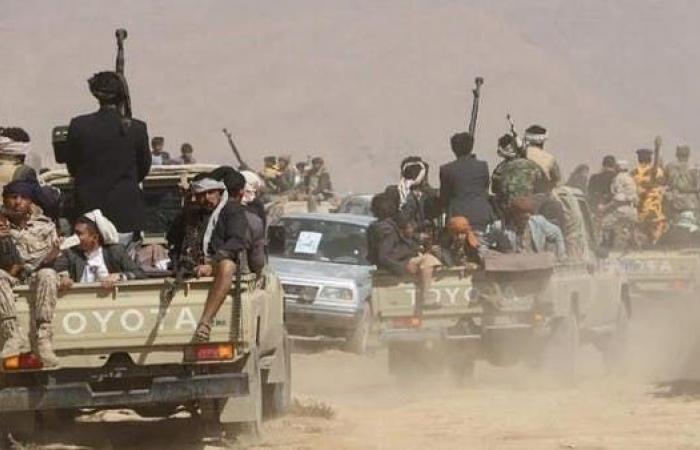 اليمن   مقتل 25 حوثياً في جبهة صرواح غرب مأرب