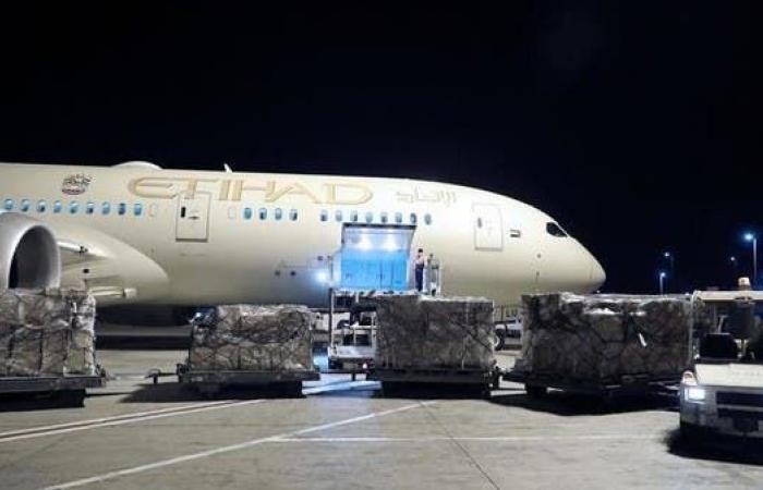 الخليج | الإمارات ترسل طائرة مساعدات إلى إيطاليا لدعمها في مواجهة فيروس كورونا
