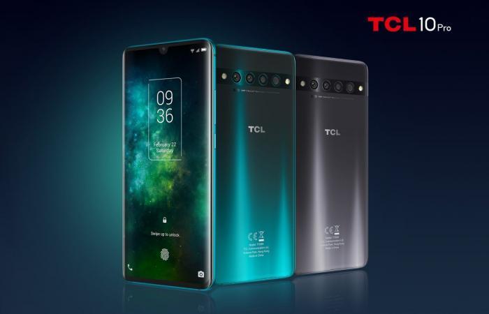 شركة TCL تعلن عن سلسلةTCL 10 مع تقنية الجيل الخامس وأسعار أقل من 500 دولار