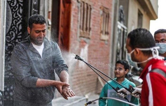 مصر | مصر: 128 إصابة جديدة بكورونا و 9 وفيات