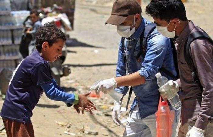 اليمن | قيادي حوثي يتوقع إصابة مليون يمني بكورونا