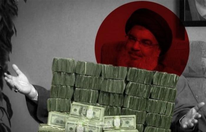 """نصرالله """"يهدي"""" اللبنانيين من أموال الدولة؟"""