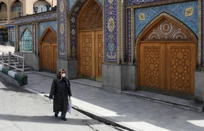 إيران   إيران.. 117 وفاة و1634 إصابة جديدة بكورونا