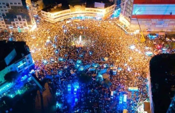 طرابلس: كورونا يُنهي أطول اعتصام في تاريخ المدينة