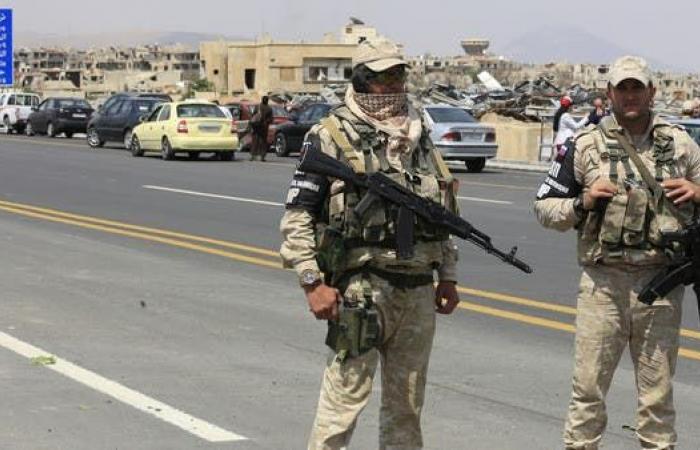 سوريا | المرصد: الشرطة الروسية تضبط مخدرات لمقرب من حزب الله بدمشق