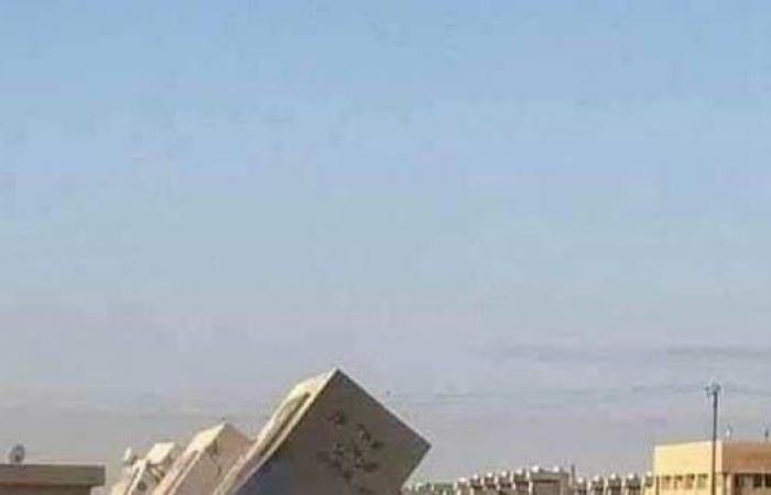 الجيش الليبي يسقط مسيّرتين تركيتين شرق مصراتة