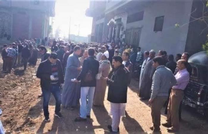 مصر   محافظ الدقهلية يطلق اسم الطبيبة ضحية كورونا على مدرسة القرية