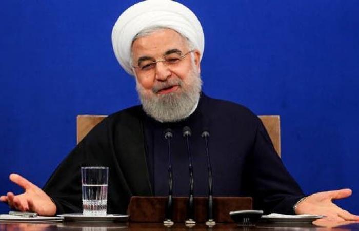 إيران | روحاني طالباً عون أوروبا: نواجه فيروساً أسوأ من كورونا