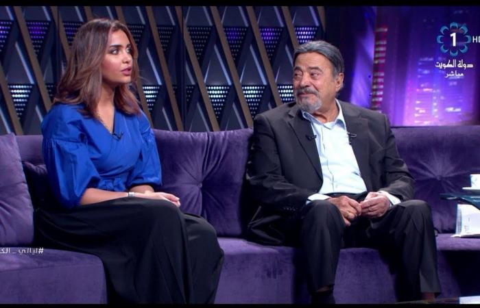 ابنة يوسف شعبان من زوجته الكويتية.. محط اهتمام في أول ظهور لها!