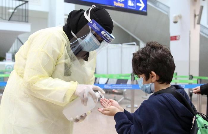 السعودية | بالصور.. عودة 252 سعودياً من واشنطن وهذه الإجراءات المتبعة