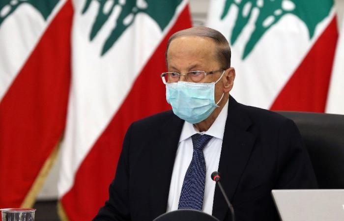 """الرئيس عون: """"الهيركات"""" مرفوض"""