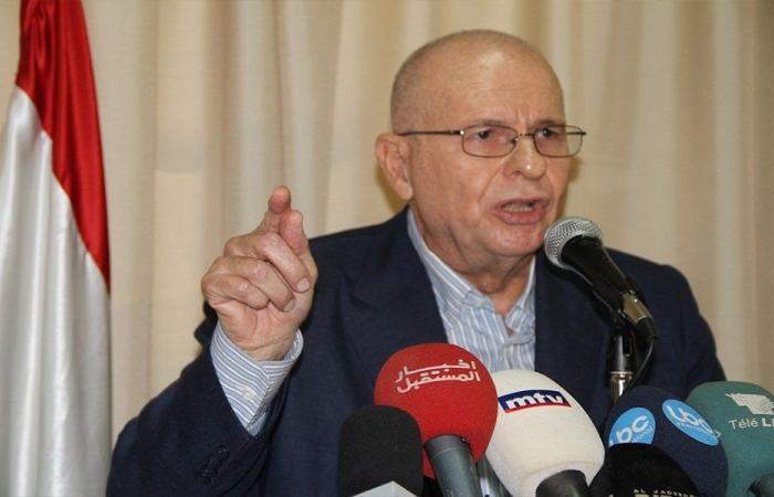 كبارة: للإسراع بتأمين مستلزمات مستشفى طرابلس الحكومي