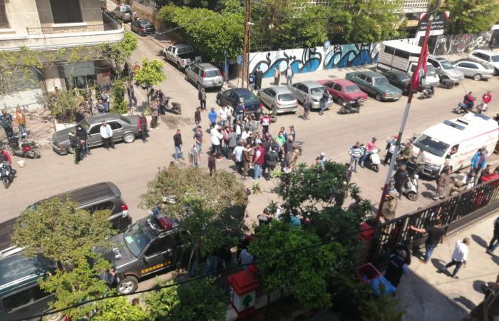 في طرابلس.. جرحى بإشكال بين شرطة البلدية والجمعيات الكشفية