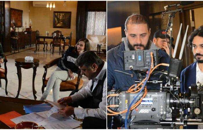 مسلسلات سورية تستكمل تصويرها بإجراءات صحية مشددة!